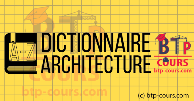 Vocabulaire architecture