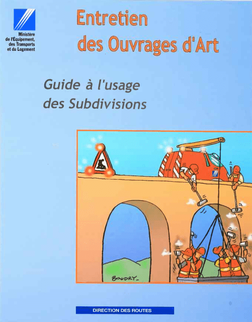 Guide à l'usage des subdivisions
