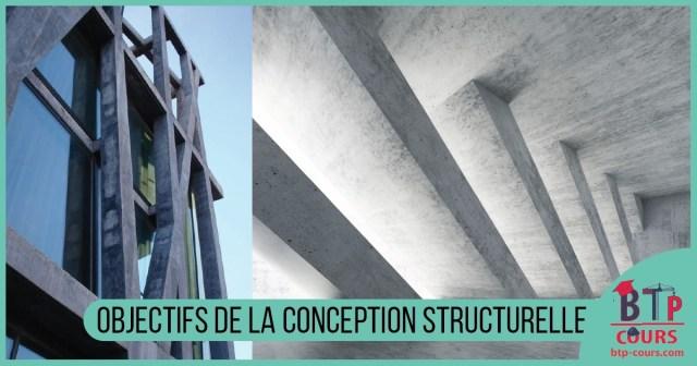 la conception structurelle