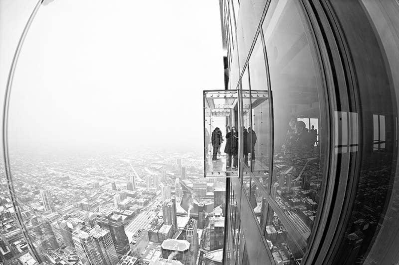 méga-projets d'ingénierie - Willis Tower