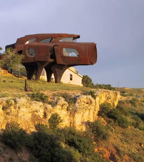 La maison en acier ou steel house (USA)