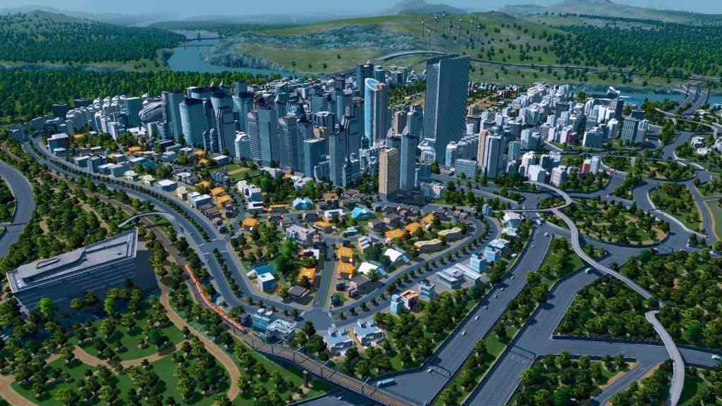 Cities: Skylines – Colossal Order - jeux d'architecture