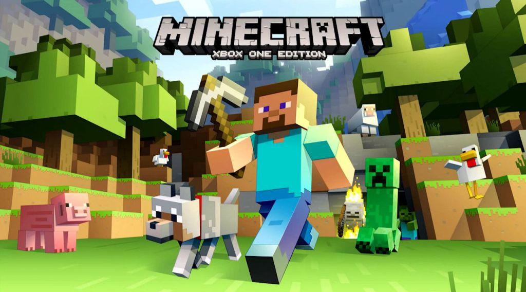 Minecraft - jeux d'architecture
