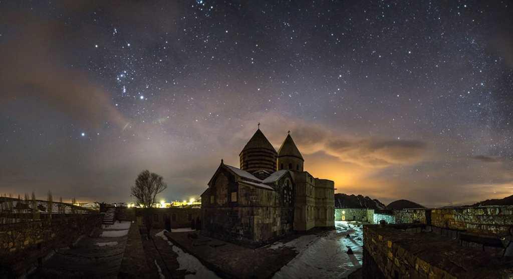 Ghare Kelisa (monastère Saint-Thaddeus)