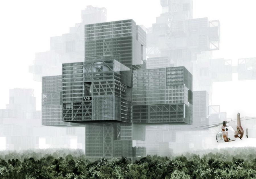 La ville modulaire