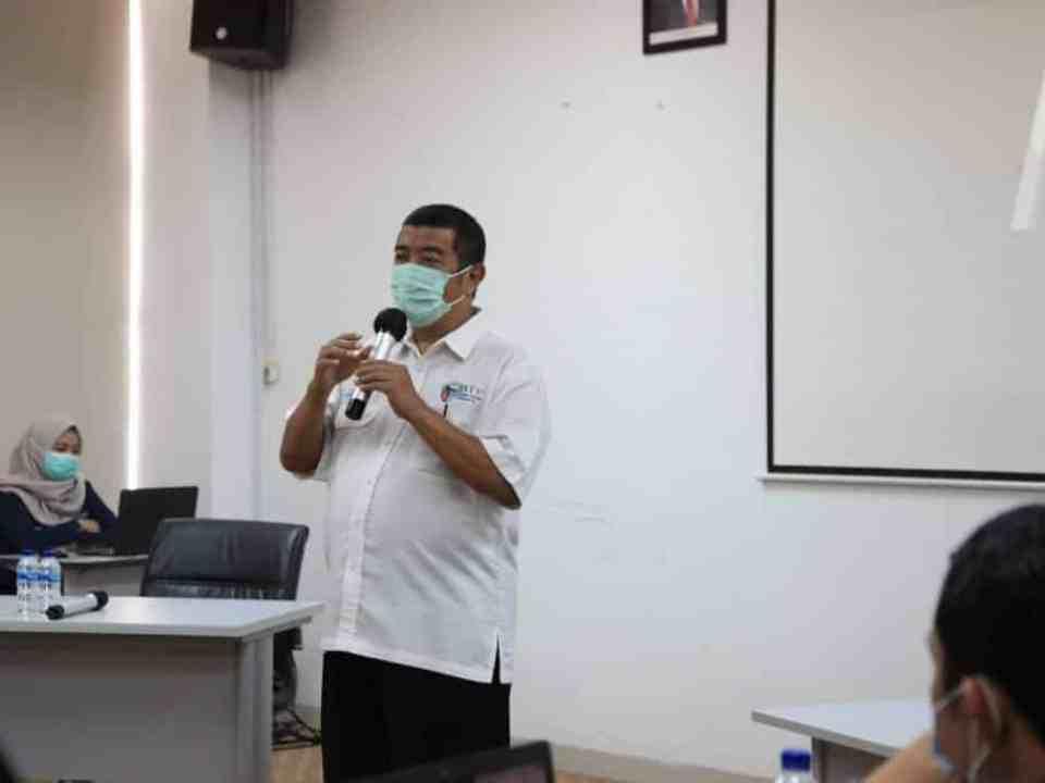 Acara Hotel Human Resource Manager Association 2021 di Batam Tourism Polytechnic