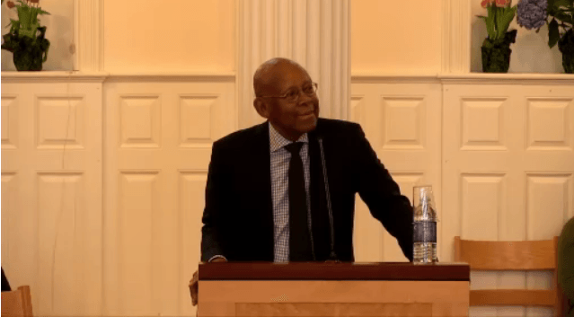 A Conversation with James Cone: Father of Black Liberation Theology