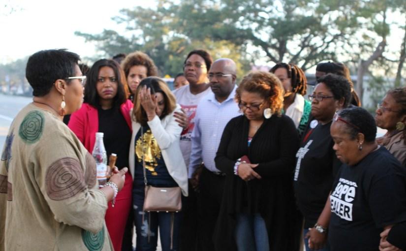#ITooResist: Sandra Bland Vigil