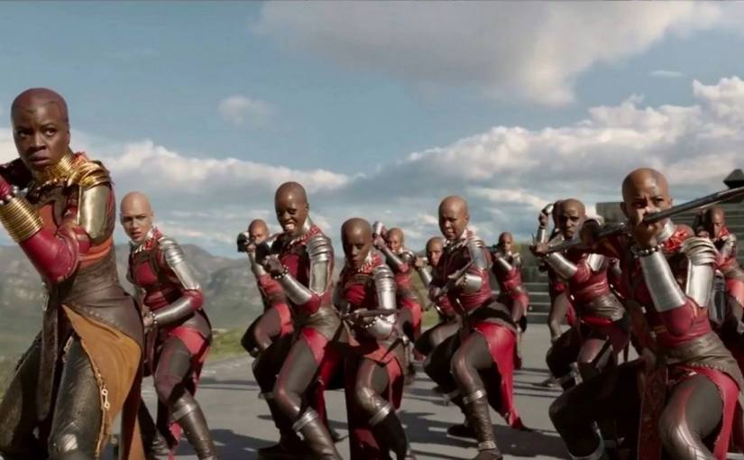 "The ""Real Wakanda"", Black Liberation Theology, the roles of Black Women and the Power of Imagination"