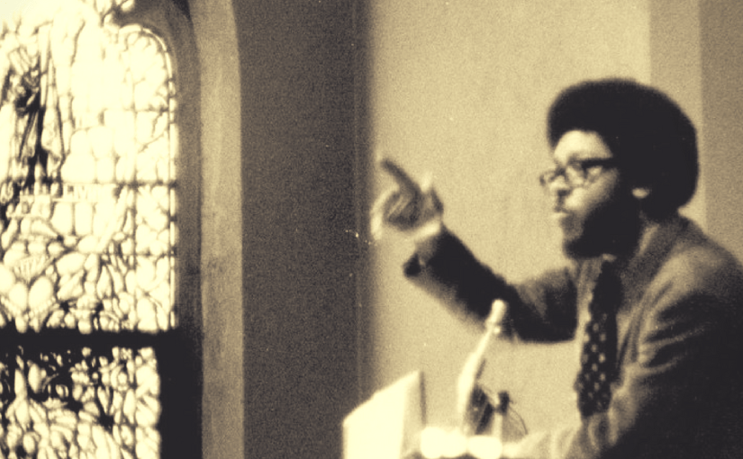 A LITANY OF BLACK (LIBERATION) THEOLOGY  IN HONOR OF REV. DR. JAMES HAL CONE