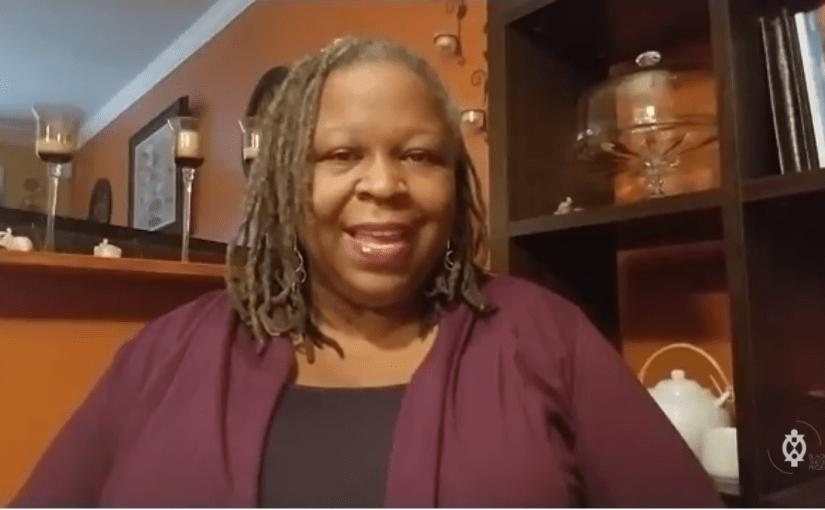 Rev. Lacette Cross: What Is Your Movement Blueprint? #MLKGLOBAL