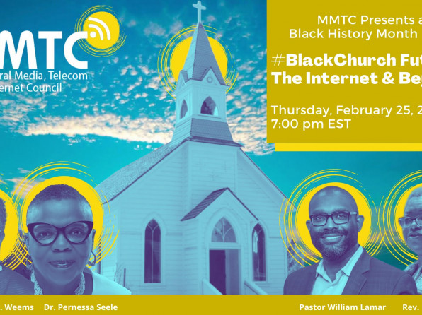 Black Church Futures: The Internet & Beyond