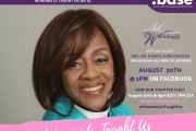 Womanists Taught Us: Episode 2 – Rev. Dr. Cheryl Kirk-Duggan