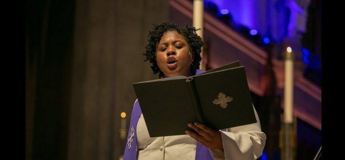 Rev. Yolanda Norton's Sermon @ Beyoncé Mass