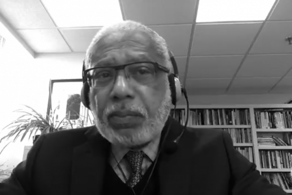 Dr. Walter E. Fluker: Creating Space for the Other #MLKGLOBAL