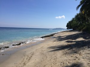 1.2 ht Beachfront Investment Property, North Shore, Lombok