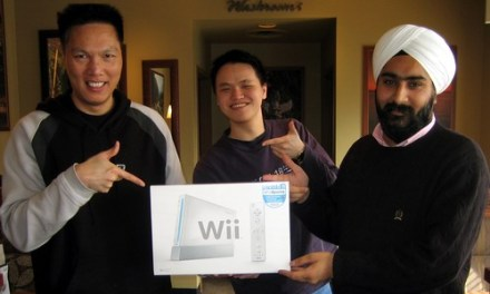 Got a blog? Win a Wii for free!
