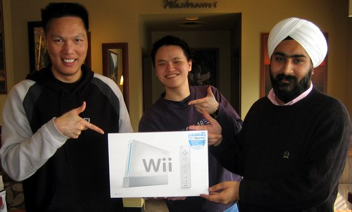 Win a Nintendo Wii