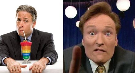 Jon Stewart to Bump Conan O'Brien Out of The Tonight Show?