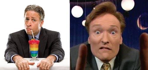 Jon Stewart to Bump Conan O'Brien Out of The Tonight Show?