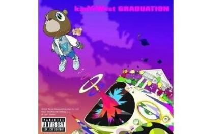 Kanye West: Graduation On Sale Today