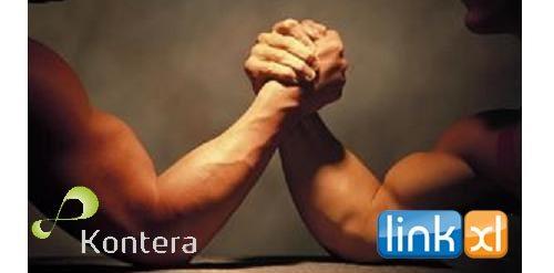 Kontera ContentLink vs. LinkXL - In-text Advertising Services