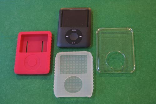 Griffin FlexScreen protective skin for iPod nano 3rd generation