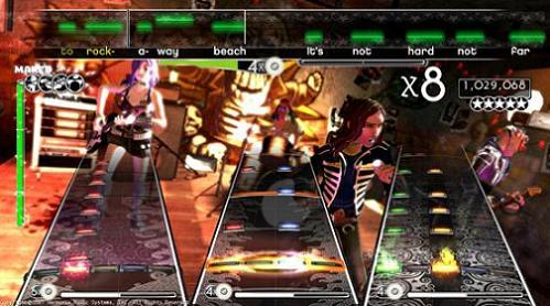 Rock Band 2 is Better Than Guitar Hero World Tour