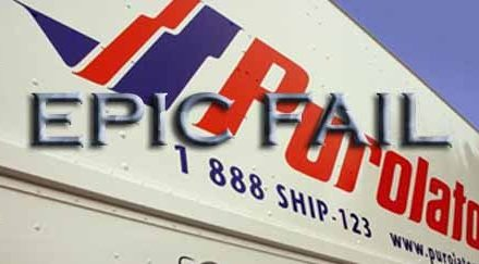 The Epic Fail That Is Purolator
