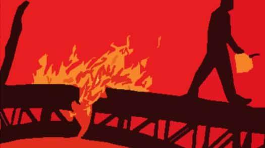 Freelancers Should Never Burn Bridges