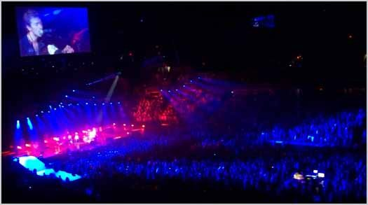 Coldplay Concert: Live in Calgary