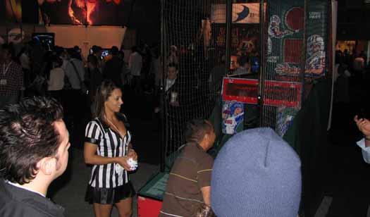 Tecmo Football Arcade (E3 Expo 2009)