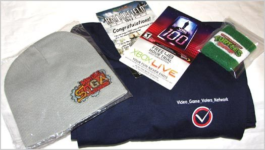 Want Some E3 Expo 2009 Swag? (CONTEST)