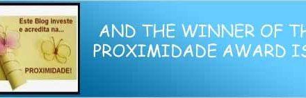 What's Up Wednesdays: Proximidade Awards