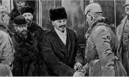Sunday Snippet: Leon Trotsky (1879-1940)