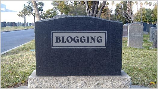 Mourning the Death of the Text-Based Blog