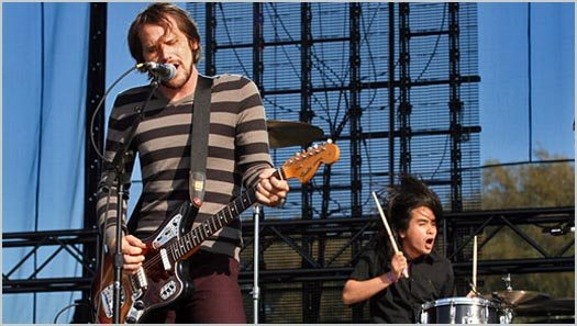 Sunday Snippet: Brian Aubert of Silversun Pickups on Inspiration