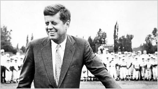 Sunday Snippet: John F. Kennedy