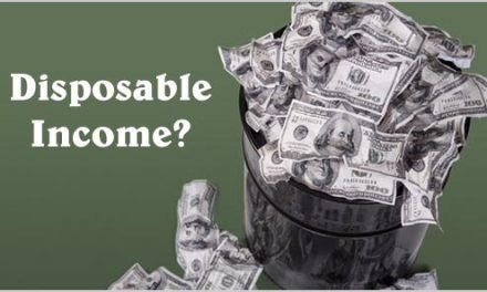 There Is No Such Thing as Disposable Income