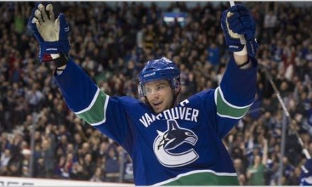Sunday Snippet: Ryan Kesler
