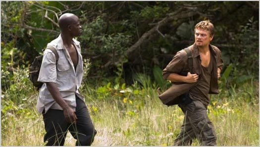 Weekend Movie Reviews: Blood Diamond and Resident Evil Degeneration