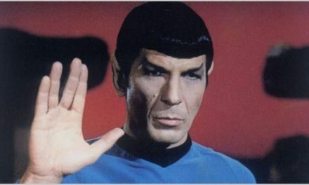 Sunday Snippet: Leonard Nimoy as Spock