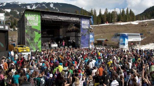 Telus World Ski and Snowboard Festival 2011 – Whistler (by Tyler Ingram)