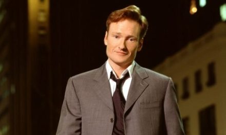 Sunday Snippet: Conan O'Brien