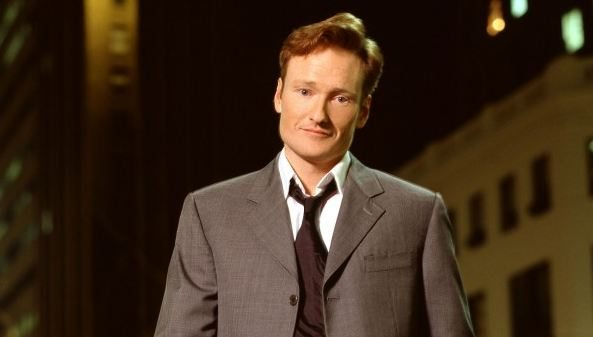 Sunday Snippet: Conan O'Brien