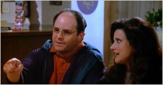 Sunday Snippet: George Costanza