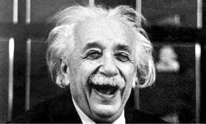 Sunday Snippet: Albert Einstein (Again)