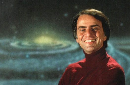 Sunday Snippet: Carl Sagan on Books
