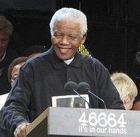 Sunday Snippet: Nelson Mandela