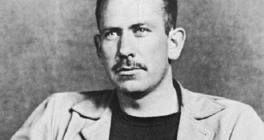 Sunday Snippet: John Steinbeck (1902-1968)